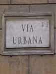 Ritieni utile costituire la Via Urbana e Comunitaria?