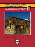 """Pubblicazione: """"Políticas alternativas de vivienda en América Latina y el Caribe"""""""