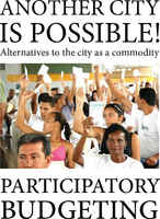 Another City is possible - Alternatives to the city as a commodity
