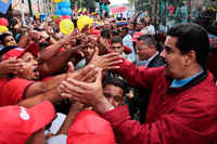 Appel urgent AIH à la solidarité totale avec la République Bolivarienne du Vénezuela