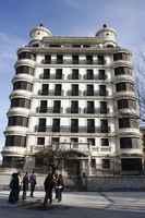 Donostia, Visita guiada a una «ciudad de la usura» con 8.000 vecinos sin casa, ESPAÑA, diciembre 2009