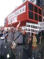 España, la PVD exige que se depuren responsabilidades por la burbuja inmobiliaria