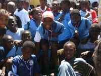 Haïti, célébration de la Journée Mondiale de l'habitat et du Mois Zéro Expulsions