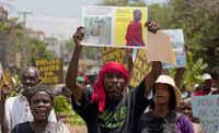 Haïti: solidarité contre les menaces de mort à l'avocat des droits humains Patrice Florvilus
