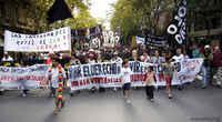 Porque Tenemos Derecho a una Vivienda y a una Vida Digna. Fuera Macri, BUENOS AIRES, septiembre 2010