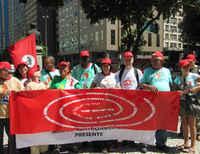 L'Anno della rivincita solidale degli abitanti in lotta per un altro mondo possibile!, DICEMBRE 2010