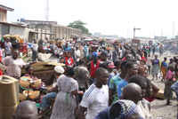 Lagos, Thousands forcefully evicted in Badia east