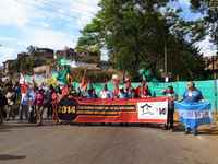 Marcha -Carnaval FSUAP (Medellin, 08 04 2014)
