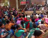 Massive Displacement threatening the People of the new State of Telangana