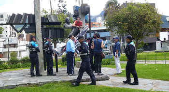 Quito, #ErrorVialGuayasamin