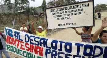 Tribunal Internacional de Desalojos - 5ª Sesión - 17 de octubre, Quito, Ecuador