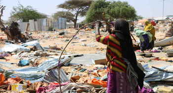 Troubling trend sees evictions in Somalia double
