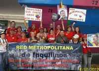 Venezuela: movimientos sociales urbanos defienden al Presidente Chávez y la Revolución bolivariana