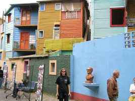 Buenos Aires - Barrio
